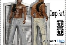 Gray Pants Group Gift by *Arcane Spellcaster* Ak-Creations - Teleport Hub - teleporthub.com