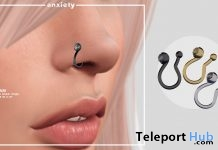 Hologram Nose Rings Group Gift by anxiety - Teleport Hub - teleporthub.com
