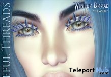 Winter Dryad Catwa Lashes Group Gift by Vengeful Threads - Teleport Hub - teleporthub.com