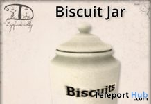 Biscuit Jar Group Gift by Dysfunctionality - Teleport Hub - teleporthub.com