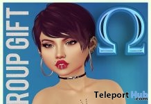 Omega Applier Outfit January 2017 Group Gift by Sass - Teleport Hub - teleporthub.com
