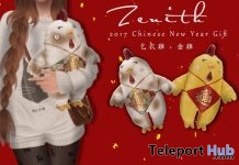 Jin Ji & Qiyiji 2017 Chinese New Year Group Gift by Zenith - Teleport Hub - teleporthub.com
