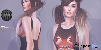 Foxy Top 2L Promo Gift by Fab Chic - Teleport Hub - teleporthub.com