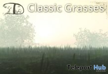 Classic Grass Group Gift by Dysfunctionality - Teleport Hub - teleporthub.com
