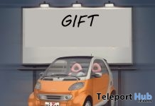 Smart Car Gift by Richard Kruspe - Teleport Hub - teleporthub.com
