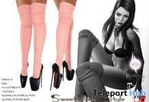 Shoes And Socks Group Gift by SweetBlack - Teleport Hub - teleporthub.com