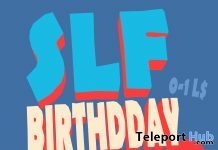 SLF Birthday Hunt - Teleport Hub - teleporthub.com