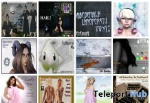 Several Gifts At The 11th Vintage Gacha Fair Event Gift by Various Designers - Teleport Hub - teleporthub.com