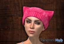Pussy Hat Gift by Yummy - Teleport Hub - teleporthub.com