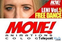 Leni 68 Dance Gift by MOVE! Animations Cologne - Teleport Hub - teleporthub.com