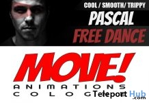 Pascal 11 Dance Gift by MOVE! Animations Cologne - Teleport Hub - teleporthub.com
