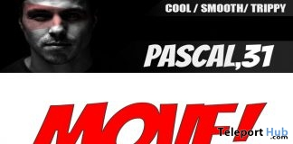 New Release: Pascal 31 Dance Pack by MOVE! Animations Cologne - Teleport Hub - teleporthub.com