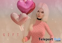 Valentines Day Dress 1L Promo Gift by RUST REPUBLIC - Teleport Hub - teleporthub.com