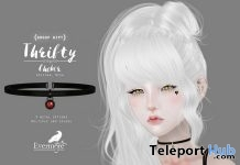 Thrifty Choker Group Gift by Evermore - Teleport Hub - teleporthub.com
