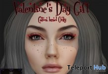 Heart Eyeliner For Catwa Head Gift by RudeCats - Teleport Hub - teleporthub.com