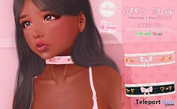 Cupid's Collar Group Gift by parfait - Teleport Hub - teleporthub.com