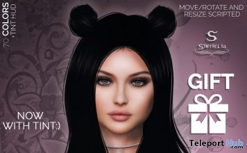 Buns For Hair Fatpack 1L Promo Gift by Sintiklia - Teleport Hub - teleporthub.com