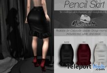 Pencil Skirts 3 Colors Group Gift by Caboodle - Teleport Hub - teleporthub.com