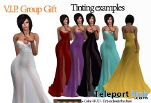 Formal Dress VIP Group Gift by AmAzInNg CrEaTiOnS - Teleport Hub - teleporthub.com
