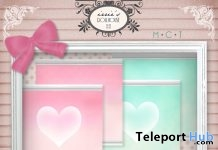 With Love Wallpapers Group Gift by irrie's Dollhouse - Teleport Hub - teleporthub.com