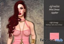 Afrodite Mini Dress Group Gift by No Cabide - Teleport Hub - teleporthub.com