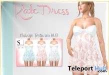 Kate Dress Group Gift by [EASTERLiNG] - Teleport Hub - teleporthub.com