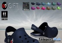 Clogs Unisex Subscriber Gift by A&D Clothing - Teleport Hub - teleporthub.com