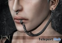 Deep Forge Chain L'HOMME Magazine Group Gift by CerberusXing - Teleport Hub - teleporthub.com