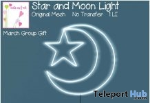 Star And Moon Light March 2017 Group Gift by cute as f*ck - Teleport Hub - teleporthub.com
