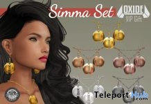 Simma Jewelry Set Group Gift by OXIDE - Teleport Hub - teleporthub.com