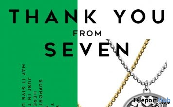 Lucky Seven Necklace Gift by SEVEN - Teleport Hub - teleporthub.com