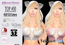 Tube Top #50 Group Gift by Cremosas - Teleport Hub - teleporthub.com