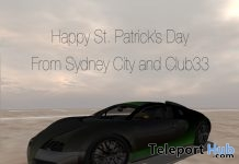 Bugatti Super Car Sydney City Group Gift by RaC - Teleport Hub - teleporthub.com