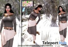 Lady Moon Outfit Teleport Hub Group Gift by AnaSTyle - Teleport Hub - teleporthub.com