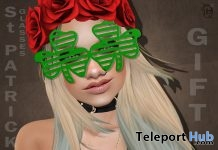 St. Patrick Glasses Gift by Boutique #187# - Teleport Hub - teleporthub.com