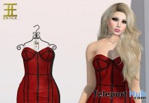 Stickwitu Dress Red The Liaison Collaborative Anniversary Gift by Entice - Teleport Hub - teleporthub.com