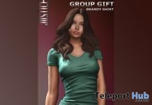 Brandy Shirt Group Gift by JUSTICE - Teleport Hub - teleporthub.com