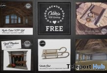 Buildings & Home Decor Group Gifts by ChiMia - Teleport Hub - teleporthub.com
