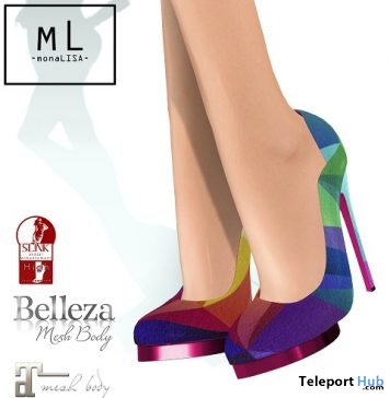 Dawn Heels Group Gift by monaLISA - Teleport Hub - teleporthub.com