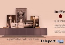 Suspended Cabinet Group Gift by KraftWork - Teleport Hub - teleporthub.com