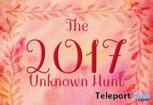 The 2017 Unknown Hunt - Teleport Hub - teleporthub.com