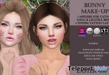 Bunny Make-Up Easter Gift by Izzie's - Teleport Hub - teleporthub.com