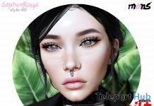 Septum Ring Style-60 Group Gift by MONS - Teleport Hub - teleporthub.com