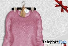 Soft Cashmere Sweater Group Gift by Insomnia Store - Teleport Hub - teleporthub.com