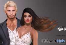 Tommy & Gina Hair Gift by Exile - Teleport Hub - teleporthub.com