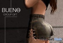 Maya Short Camo Group Gift by BUENO - Teleport Hub - teleporthub.com