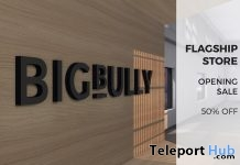 Grand Opening Sale Storewide 50% Off Discount by BIGBULLY - Teleport Hub - teleporthub.com