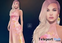 Bouquet Gown Group Gift by PurpleMoon - Teleport Hub - teleporthub.com