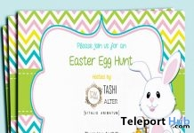 Dreamsland Easter Egg Hunt 2017 - Teleport Hub - teleporthub.com