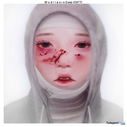 Mydriasis Mesh Eyes & Omega Applier Gift by LeMomo - Teleport Hub - teleporthub.com